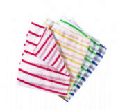 "Colour Coded Dish Cloth C20 16 x 12"" x 10"